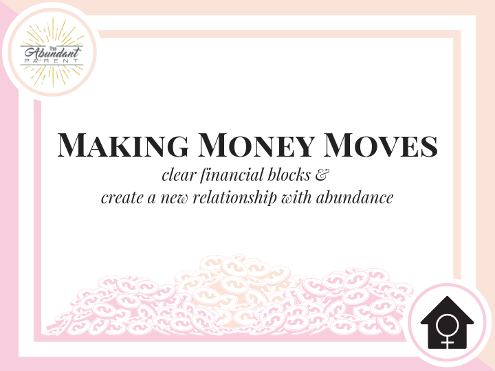 making money workshop